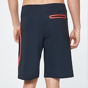 Ellipse Seamles Boardshort 21 - Blackout
