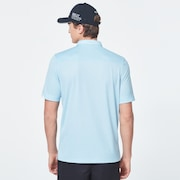 Gravity Short Sleeve Polo 2.0 - Aviator Blue