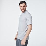 Gravity Short Sleeve Polo 2.0 - Fog Gray