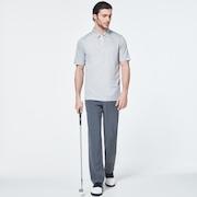 Gravity Short Sleeve Polo 2.0 - Fog Gray