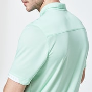 Gravity Short Sleeve Polo 2.0 - Fresh Green