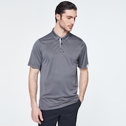 Gravity Short Sleeve Polo 2.0 - Blackout