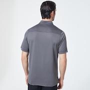Gravity Short Sleeve Polo 2.0 - Blackout