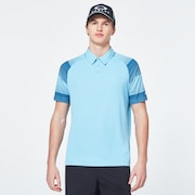 Dot Sleeves Polo