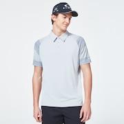Dot Sleeves Polo