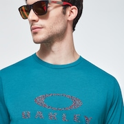 Dots Oakley Ellipse Short Sleeve Tee - Forest Town