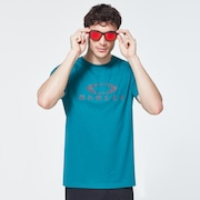 Dots Oakley Ellipse Short Sleeve Tee