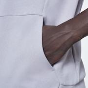 Enhance Mobility Fleece Hoody - New Athletic Gray