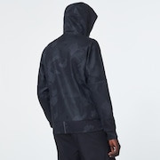 Enhance Mobility Fleece Hoody - Black Print