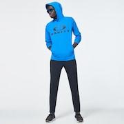 Enhance Mobility Fleece Hoody - Uniform Blue