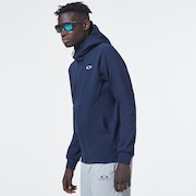 Enhance Mobility Fleece Jacket - Black Iris