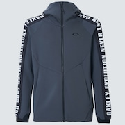Enhance Synchronism Jacket 3.0 - Uniform Gray