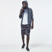 Enhance Synchronism Jacket 3.0 - Uniform Gray