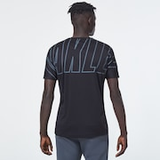 Enhance QD Short Sleeve Tee Bold 10.0 - Blackout