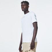 Enhance QD Short Sleeve Tee Bold 10.0 - White