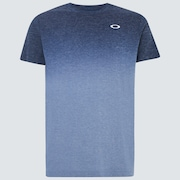 O-Fit Short Sleeve Tee Light Gradation - Black Iris