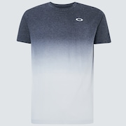 O-Fit Short Sleeve Tee Light Gradation - Blackout