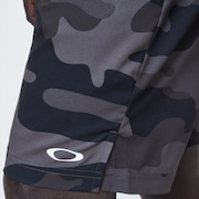 Enhance Graphic Shorts 10.0 - Black Print