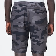 Enhance Graphic Shorts 10.0 - Black Print