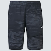 Enhance Mobility Shorts - Black Print