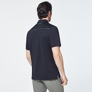 Golf Pocket Polo - Blackout