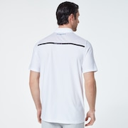 Golf Pocket Polo - White