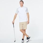 Icon BI Color Polo - White