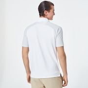 Icon BI Color Polo - White