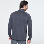 Range Pullover 2.0 - Dark Gray Heather