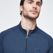 Range Pullover 2.0 - Dark Blue Heather