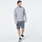 Range Pullover 2.0 - Fog Gray Heather