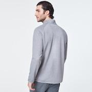 Range Pullover 2.0 - Fog Gray Heather