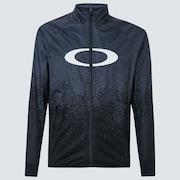 MTB Jacket - Gray Pixel Print