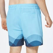 Waves Seamless Beachshort 16 - Aviator Blue