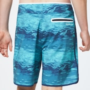 Water Boardshort 19 - Blue Water Print