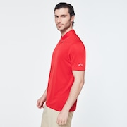 Divisional Polo 2.0 - High Risk Red