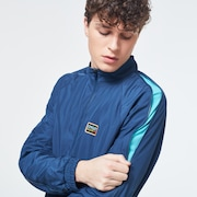 Ventilation Track Jacket - Universal Blue
