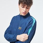 Ventilation Track Jacket - Universal Blue