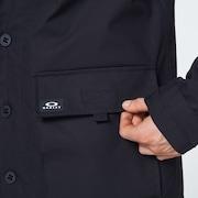 Utility Multi Pocket  Jacket - Blackout