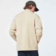 Workwear Track Fleece - Safari