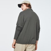 Workwear Track Fleece - New Dark Brush