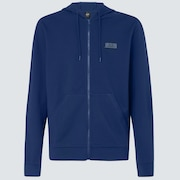 Patch FZ Hoodie - Universal Blue