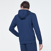 Patch FZ Hoodie - Universal Blue