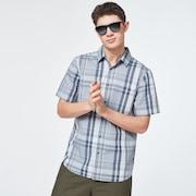 Beyond Basic Check Short Sleeve Shirt