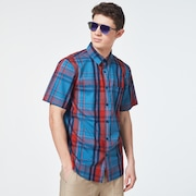 Beyond Basic Check Short Sleeve Shirt