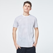 Iridium Grid Short Sleeve Tee