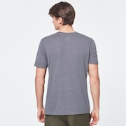 Graffiti 1975 Short Sleeve Tee - New Athletic Gray