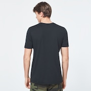 Graffiti 1975 Short Sleeve Tee - Dull Onyx