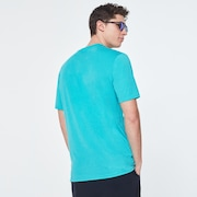 Camo B1B Logo Short Sleeve Tee - Wave Blue
