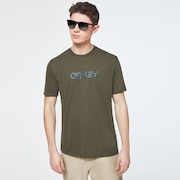 Camo B1B Logo Short Sleeve Tee - New Dark Brush